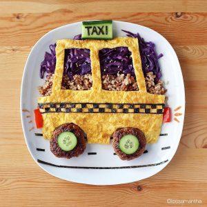 Grab a Taxi