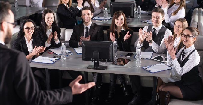 Importance of Public Speaking Training