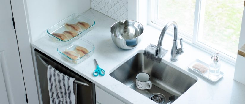 Kitchen Sink Choices for Kitchen Remodelling